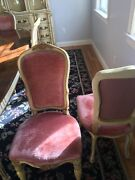 Karges French Style Dining Chairs10total