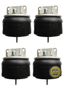 Pack Of 4 Air Spring Bag For Kenworth Trucks Replaces W01-358-9625 1r11-222