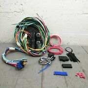 1967-1969 Chevy Camaro Under Dash Wiring Harness Upgrade Kit Fits Painless Crate