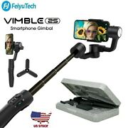 Feiyu Vimble 2s 3-axis Extendable Gimbal Stabilizer For Iosandandroid Smartphone