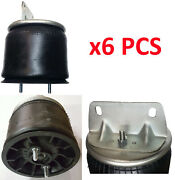 Pack Of 6 Kenworth Airbag Air Spring Replaces K-303-16 And Firestone W01-358-9616