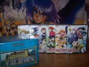 My-z-hime My Otome Vol 1,2,3,4,5,6,7 Complete Le Box Collection Brand New Dvd