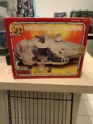 Vintage 1982 Star Wars Millennium Falcon Micro Collection Kenner Mib Complete