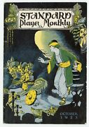 1923 Antique Standard Player Monthly Promotional Piano Catalog, Aladdin