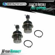 2 Front Lower Ball Joint For 2005-2019 Dodge Charger Challenger Chrysler 300 Rwd