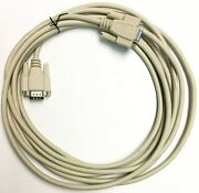 15 Ft Vga Db9 Cable 9 Pin Male To Female M/f F/m