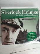Sherlock Holmes The World's Most Famous Detective Starring John Stanley Audio...