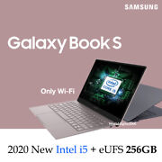 Samsung Galaxy Book S 13.3 Fhd Touch I5 8g Eufs 256g -gold- Only Wi-fi Nt767xcm