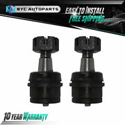 Pair Front Lower Ball Joint For 1999-2004 Jeep Grand Cherokee 2007-2017 Wrangle