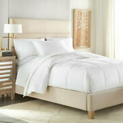 Heavy Weight Cooling Comforter Hotel Style 230 Tc Cambric Cotton Over-sized King