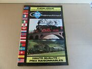 31n Catalogue Roco 1977 Trains Ho And N 52 Pages Written In French