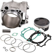 Cylinder Kit Piston 13.51 Fit For Yamaha Yfz450 Stock Bore 95mm 2004-2009