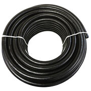 3 Dia. Black Flexible Pvc Pipe For Pools Spas Ponds And Water Gardens