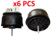 Pack Of 6 Kenworth Airbag Air Spring Replaces K-303-19 And 1r11-221 And W01-358-9622