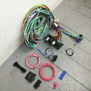 1964 - 1965 Ford Thunderbird Wire Harness Upgrade Kit Fits Painless New Circuit