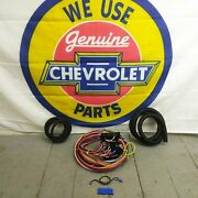 1940 - 1946 Chevy Truck Ultra Pro Wire Harness System 12 Fuse Restore.program