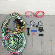 1966 - 1969 Chevrolet Chevelle Wire Harness Upgrade Kit Fits Painless Fuse Block