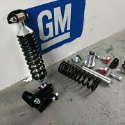 1964-72 Gm A-body Rear Coilover Conversion Kit Single Adjustable Shocks Ls1