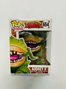 Funko Pop Movies Little Shop Of Horrors - Audrey Ii Damaged