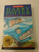 Harry Potter Chamber Of Secrets Signed Uk First Edition J.k. Rowling 1/1