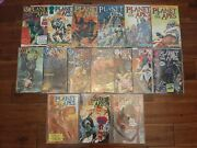 Alternative Comic Lot Planet Of The Apes 1-23 Annual Vf/vf+ Bagged Out Of 24