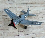 1943 Ww2 Army Air Force Bomber Sweet Heart Single Seat Plane Military Bomber Lrg