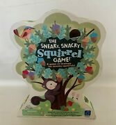 Educational Insights The Sneaky, Snacky Squirrel Board Game Ages 3+ New