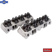 Edelbrock E-series Cylinder Head E210 Hydraulic Roller Cam For Small-block Chevy
