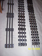 0 Scale Wood Railroad Ties Painted Flat Black For Lionel O Gauge Track 1000 Pc