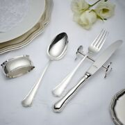 Wilkens Chippendal 30tlg Flatware Utensils 6.3oz Royal Silver Plated Cutlery