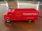 Lego Ho Scale Vintage Classic 1960's Mercedes Transport Box Truck Very Rare