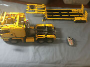 Lego Technic Custom Truck And Trailer Power Functions Rc 36 Inches 1500+ Pieces