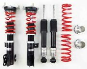 Rs-r Sport-i 36ways Damping Adjustable Coilovers For 10-15 Toyota Prius Hybrid