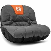 Tractor Seat Cover Riding Mower Accessories Orange/gray Garden Andamp Outdoor