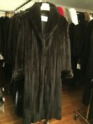 Chicago Fur Mart Plus Size 24.brand New W/tags Female Ranch Mink Coat.19000.00