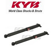For Kyb Pair Set Of Left And Right Rear Shocks For Honda Odyssey 2005 To 2010