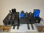 Akido All In One From Glassware/tubecad Preamp/amplifier Combo