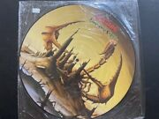 Scorpions - Lonesome Crow Lp Picture Disc New Ships 1st Class