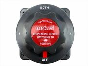 Vetus 171f Marine 175a 32v Off-1-2-both Rotary Power Battery Selector Switch