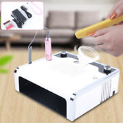 Led Light Nail Drill Equipped Suction Dust Collector Machine Desk Lamps 4 In 1