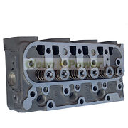 For Kubota Tractor B2400 B2410 Complete Cylinder Head Loaded D1105