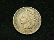 Summer Sale Xf 1903 Indian Head Cent Penny W/ Diamonds And Full Liberty 95s