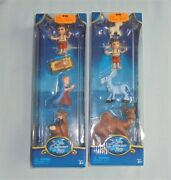 The Little Drummer Boy Animated Holiday Classic Tv Special Figurine Figure Sets