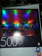 500 Piece Foil Puzzle Home Is Where The Heart Is 24 × 18 [new] Mb