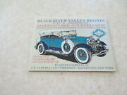 1995 Antique And Classic Auto Show Black River Valley Region Aaca Car Dash Badge