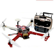F450 Four-axis Machine M8n Set To Fly Aerial Photography Dji Naza Flight