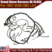 1997-2006 Dbc Ls1 Stand Alone Harness W/ 4l80e 4.8 5.3 6.0 Vortec Drive By Cable