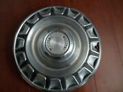 1 Vintage Oem 1970 70 Ford Mustang 14 Deluxe Hubcap Wheel Cover D0zz-1130-a