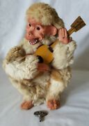 19th Cent French Roullet And Decamps Automaton Monkey Working Order