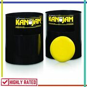 Portable Disc Slam Outdoor Game Durable Weather Resistant With Targets Kan Jam